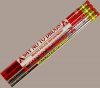 12 Say No to Drugs Personalized Motivational Pencil
