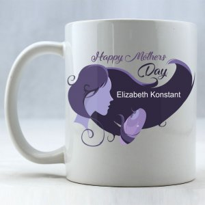 Mothers Day Personalized Coffee Mug