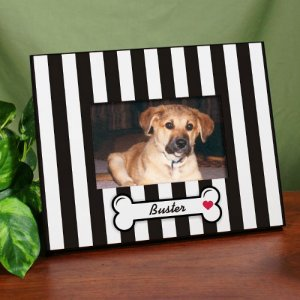 Doggity Dog Printed Picture Frame