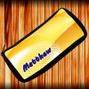 Personalized Abstract Yellow Pencil Case - FREE PERSONALIZATION